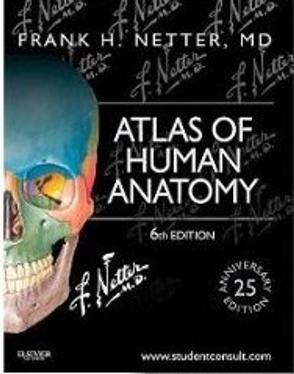 Booko: Comparing prices for Netter's Atlas Human Anatomy