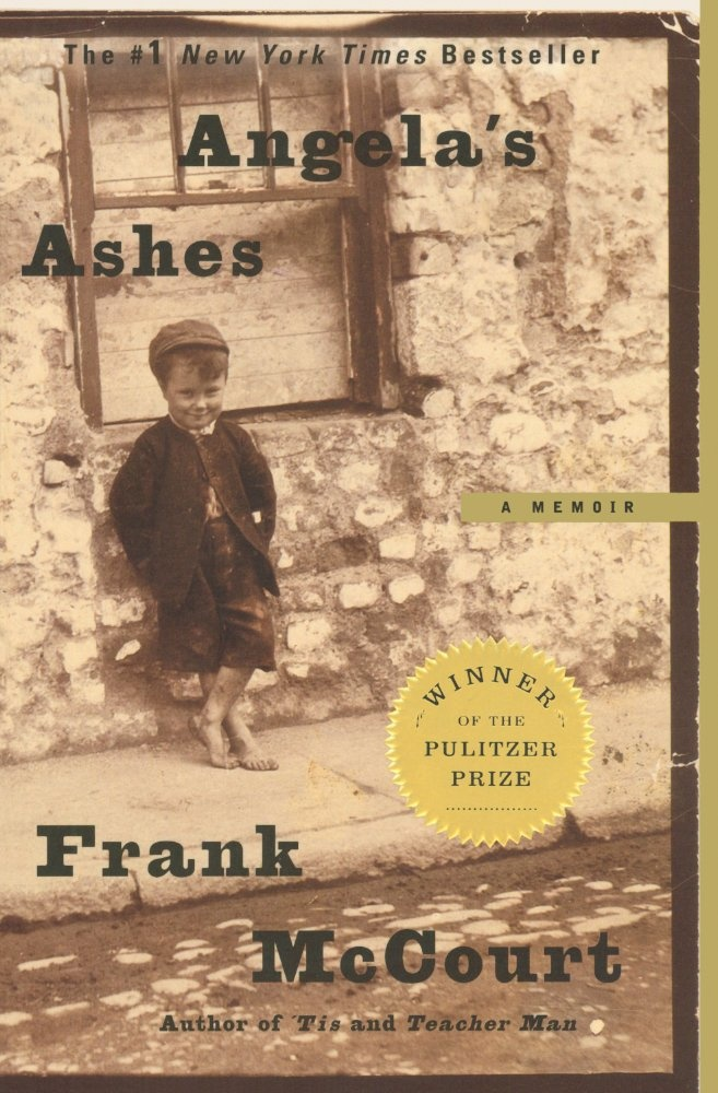 a review of frank mccourts novel angelas ashes Angela's ashes is a book so filled with remorse and sadness, it's amazing that the reader somehow finds themself completely and joyfully satisfied the novel revolves around the penniless childhood.