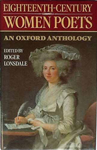 Eighteenth-century Women Poets: An Oxford Anthology