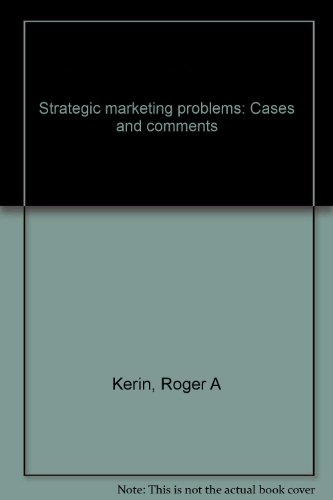 the strategic issues and problems By using the concept of strategic issues when managing projects, project managers can identify and manage those factors and forces that can significantly affect an organization's future tactics this article describes an approach for assessing and managing the strategic issues that project teams face when implementing projects.
