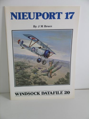 NIEUPORT 17 - WINDSOCK DATAFILE 20