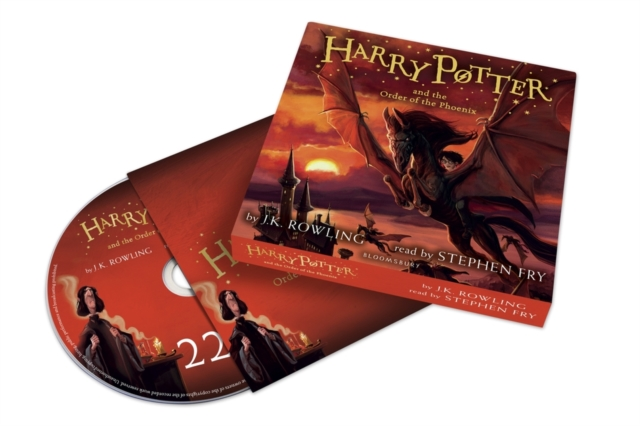 Harry Potter and the Order of the Phoenix (Harry Potter 5) by J.K. Rowling, ISBN: 9781408882238