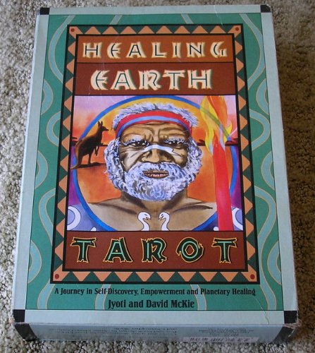 Healing Earth Tarot Kit (Book and Tarot Cards)