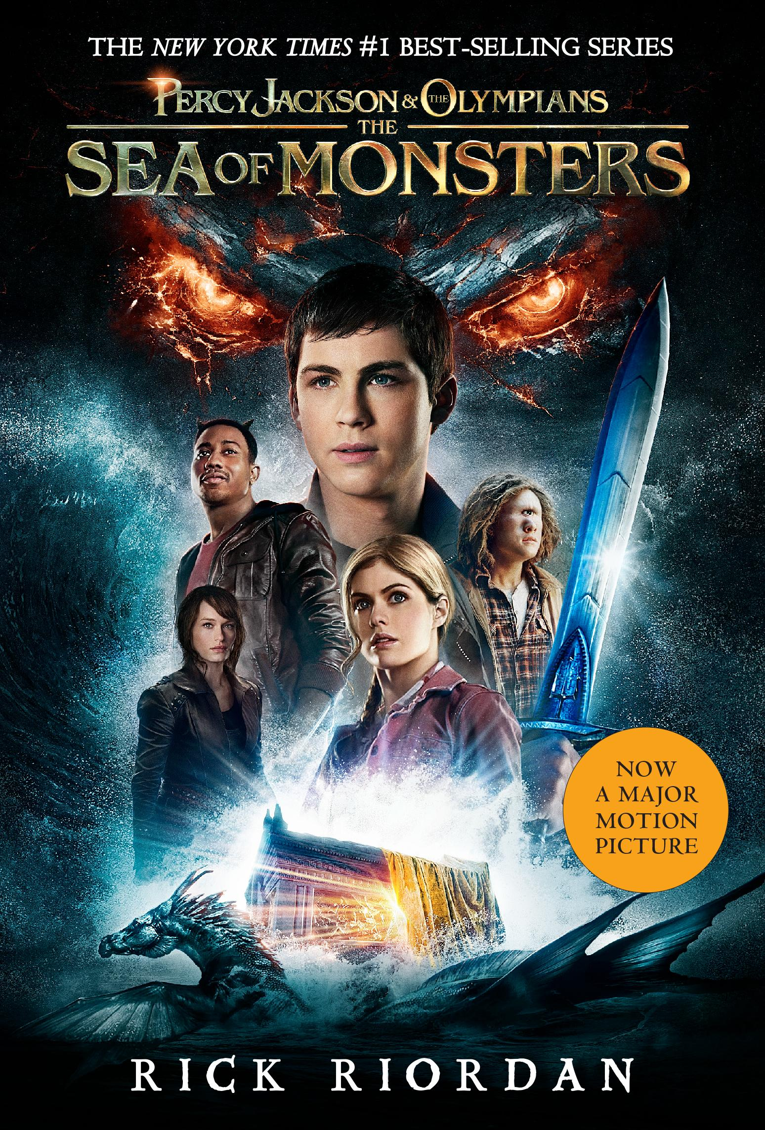 percy jackson sea of monsters Percy jackson: sea of monsters is a film adaptation of the sea of monsters by rick riordanit is the sequel to percy jackson and the olympians: the lightning thief, as well as the second installment in the percy jackson film seriesthe film was produced by karen rosenfelt and mark radcliffe under fox 2000 and directed by thor.