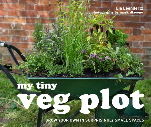 Cover Art for My Tiny Veg Plot, ISBN: 9781910496053