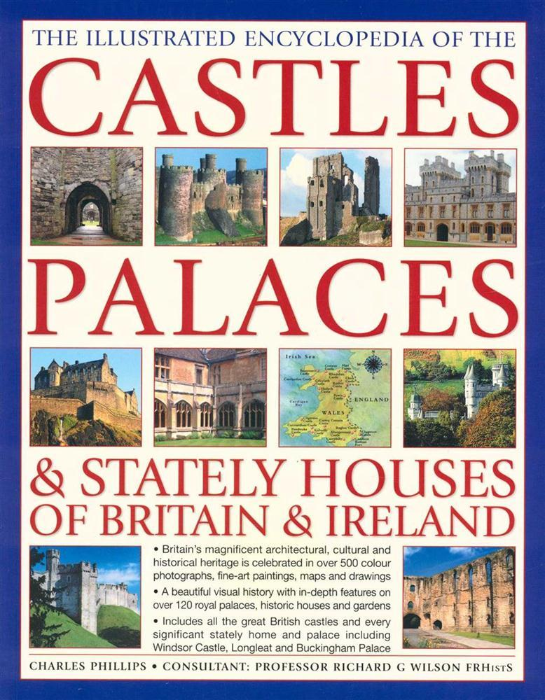 Illus Ency of Castles Palaces Stately