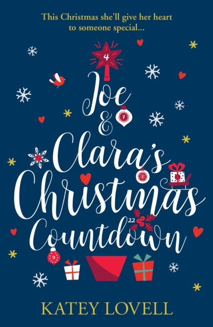 Joe and Clara's Christmas Countdown by Katey Lovell, ISBN: 9780008260644