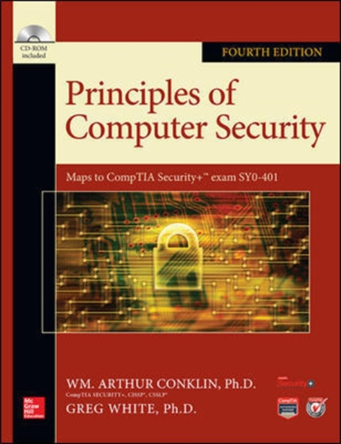 Principles of Computer Security, Fourth Edition by Wm Arthur Conklin, ISBN: 9780071835978