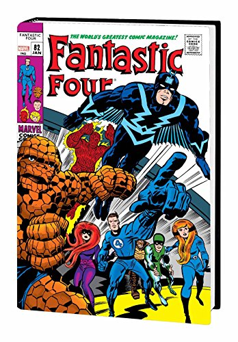 The Fantastic Four Omnibus Volume 3 (Jack Kirby Variant)