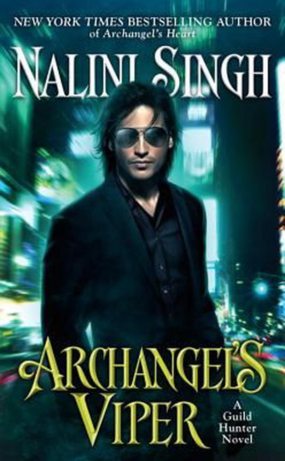 Archangel's Viper (Guild Hunter Novel)