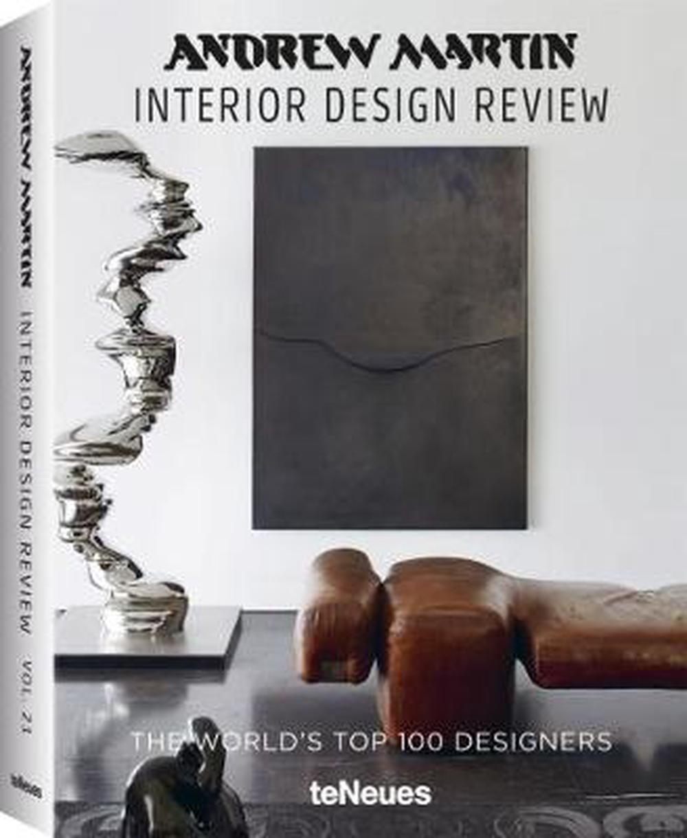 Andrew Martin Interior Design Review: Volume 21 by Andrew Martin, ISBN:  9783961710195