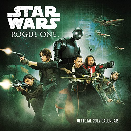2017 Star Wars Rogue One Calendar by Danilo, ISBN: 9781785491207