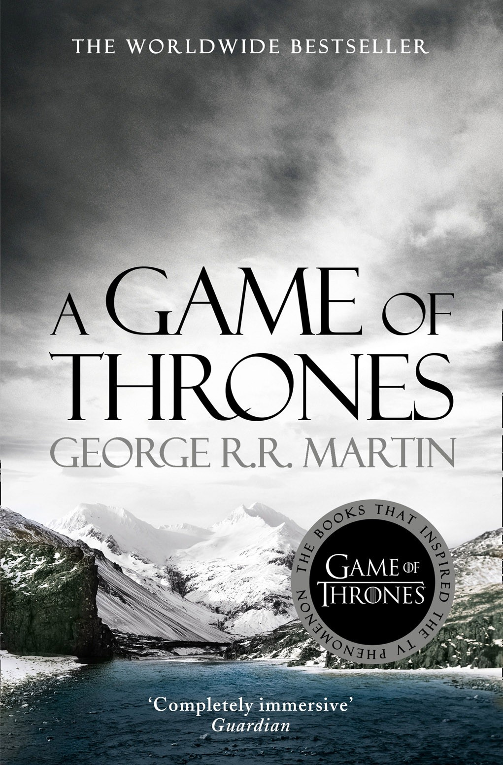 Song of Ice and Fire (1) - a Game of Thrones