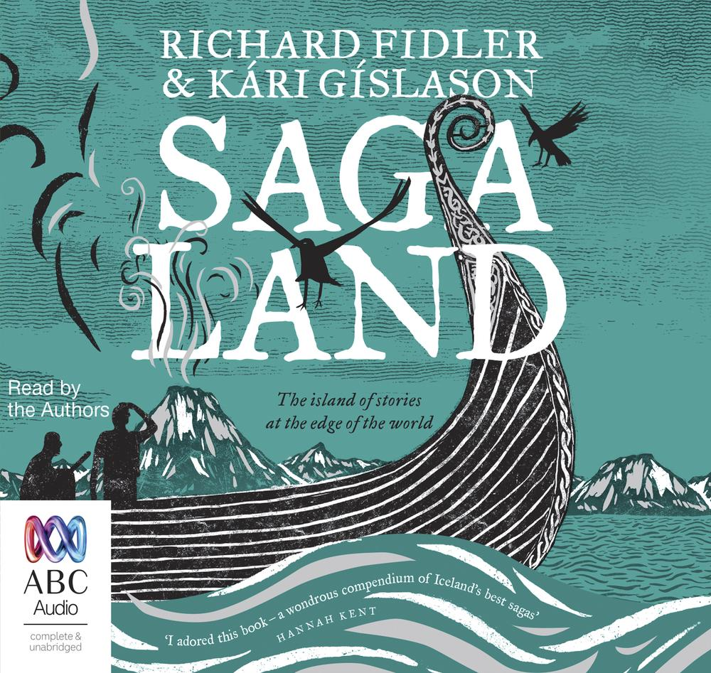 Saga Land by Richard Fidler, Kari Gislason, ISBN: 9781489412584