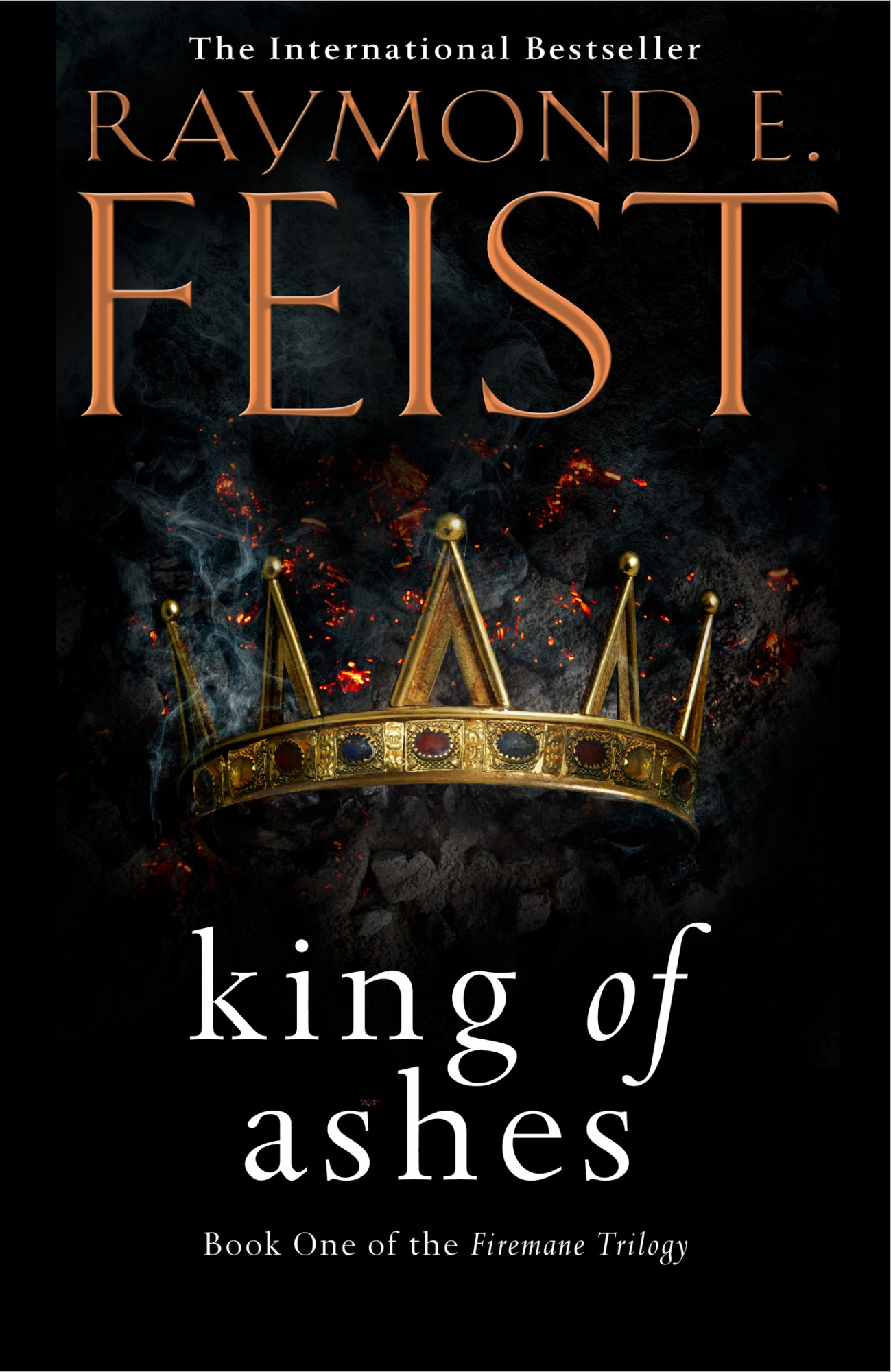 King of Ashes by Raymond E. Feist, ISBN: 9780007264858