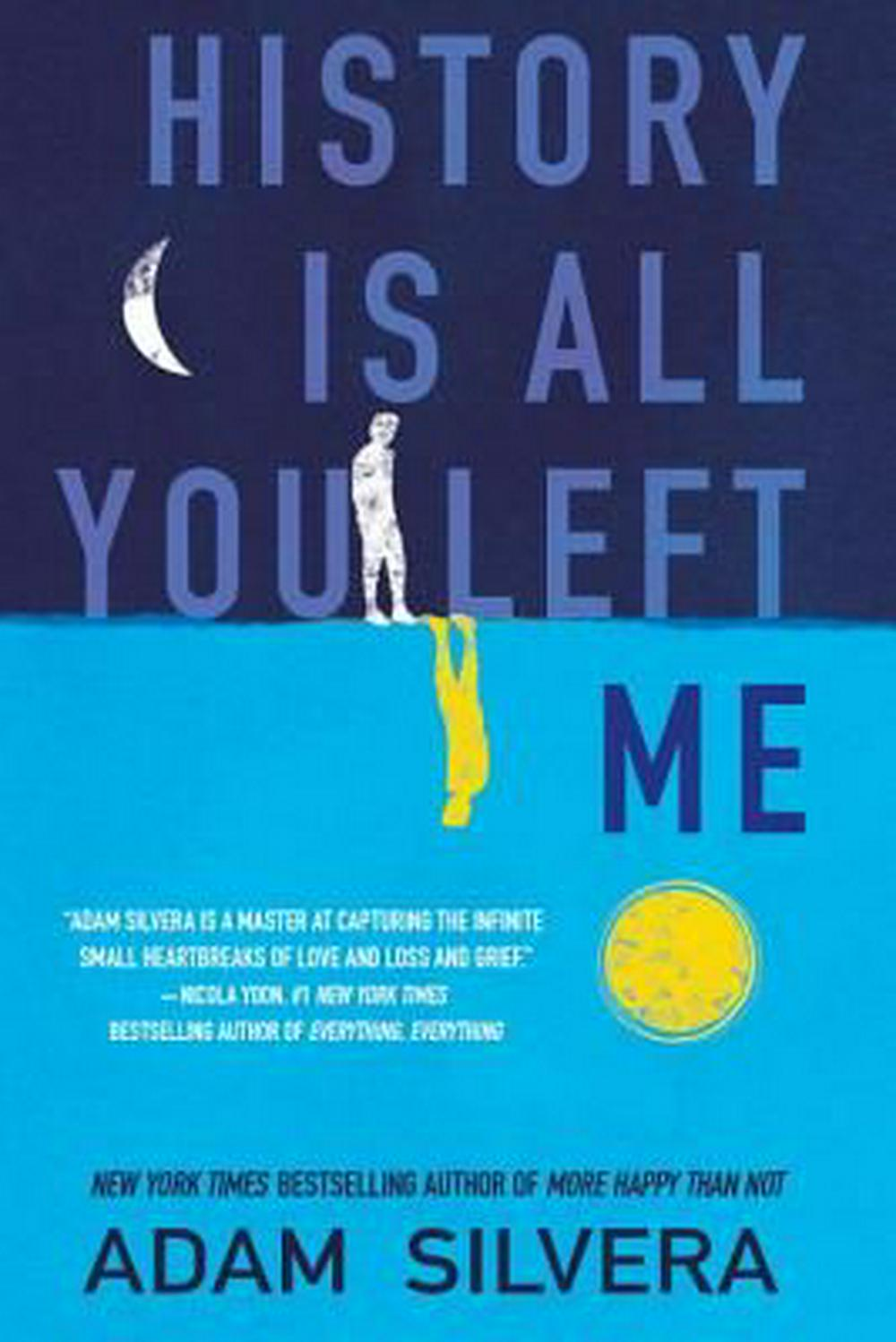 History Is All You Left Me by Adam Silvera, ISBN: 9781616958732