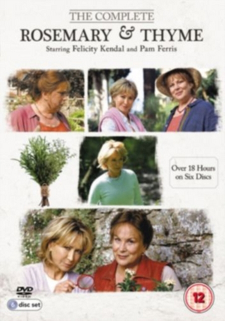 Rosemary and Thyme Complete [DVD]