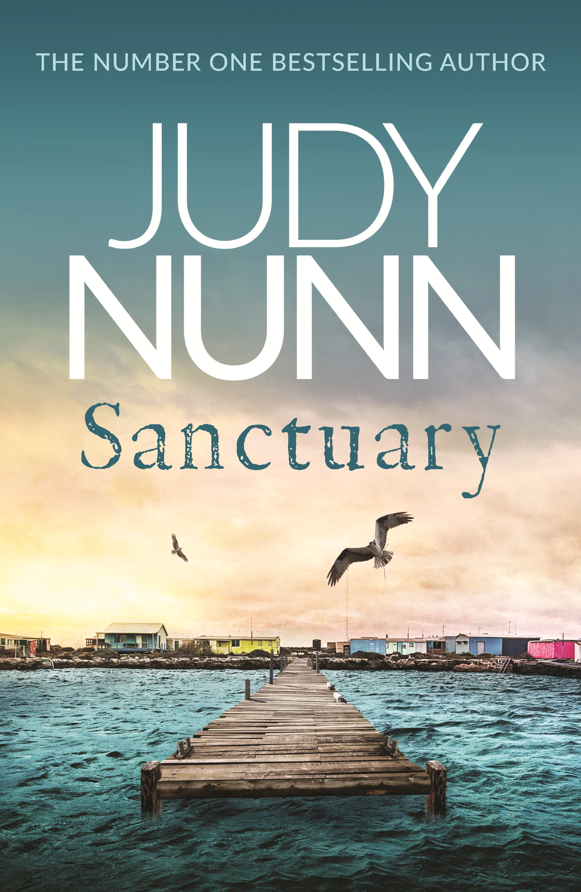 Sanctuary by Judy Nunn, ISBN: 9780143783855