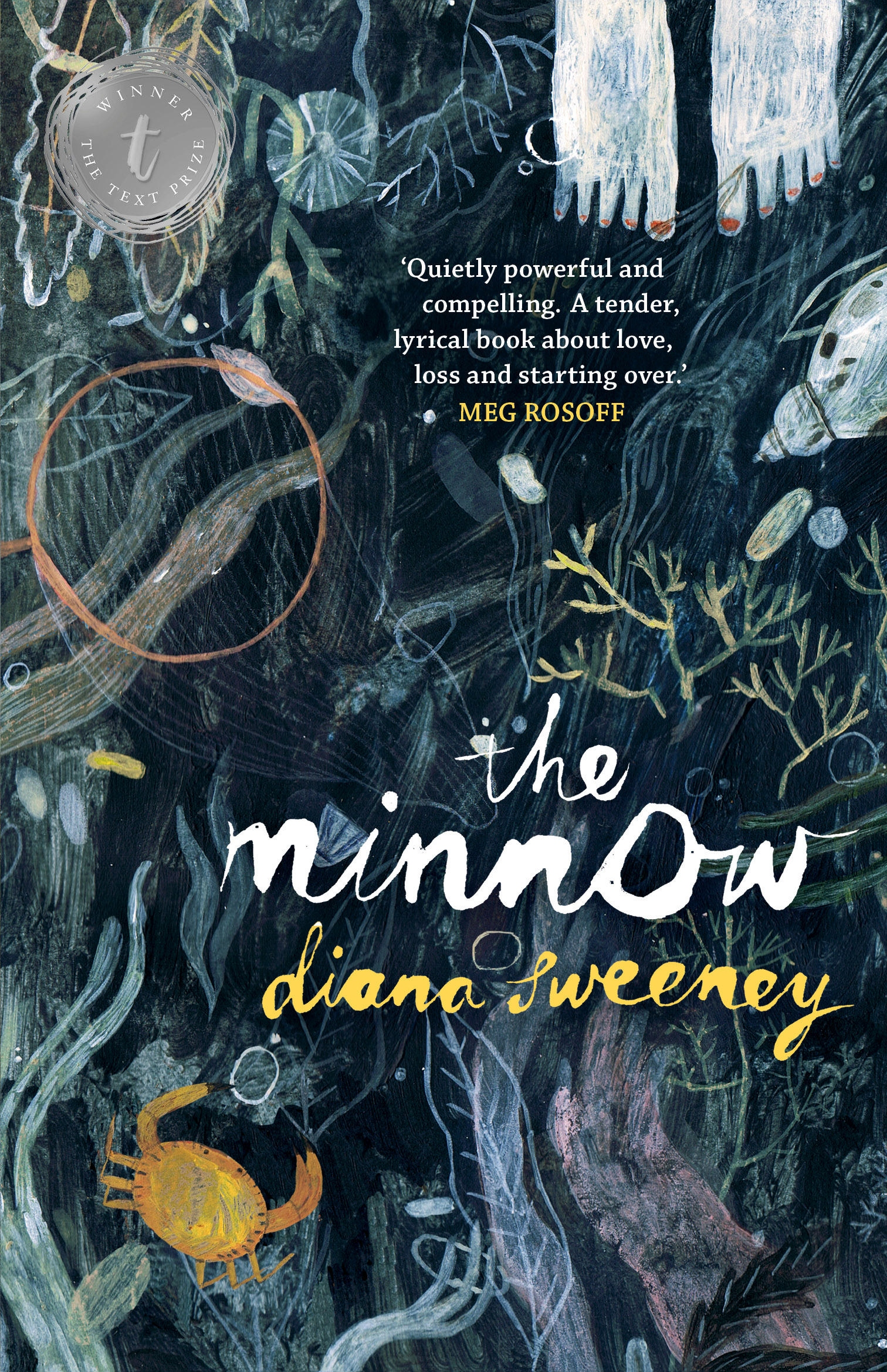 Cover Art for The Minnow, ISBN: 9781922182012