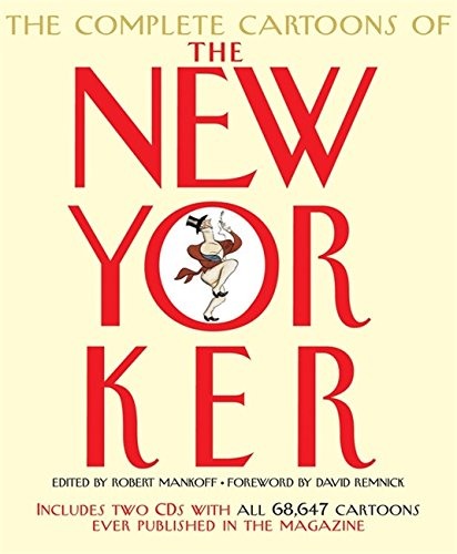 """The Complete Cartoons of the """"New Yorker"""" by R Mankoff, ISBN: 9781579123222"""