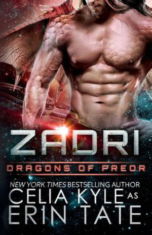 Zadri (Scifi Alien Weredragon Romance)Dragons of Preor