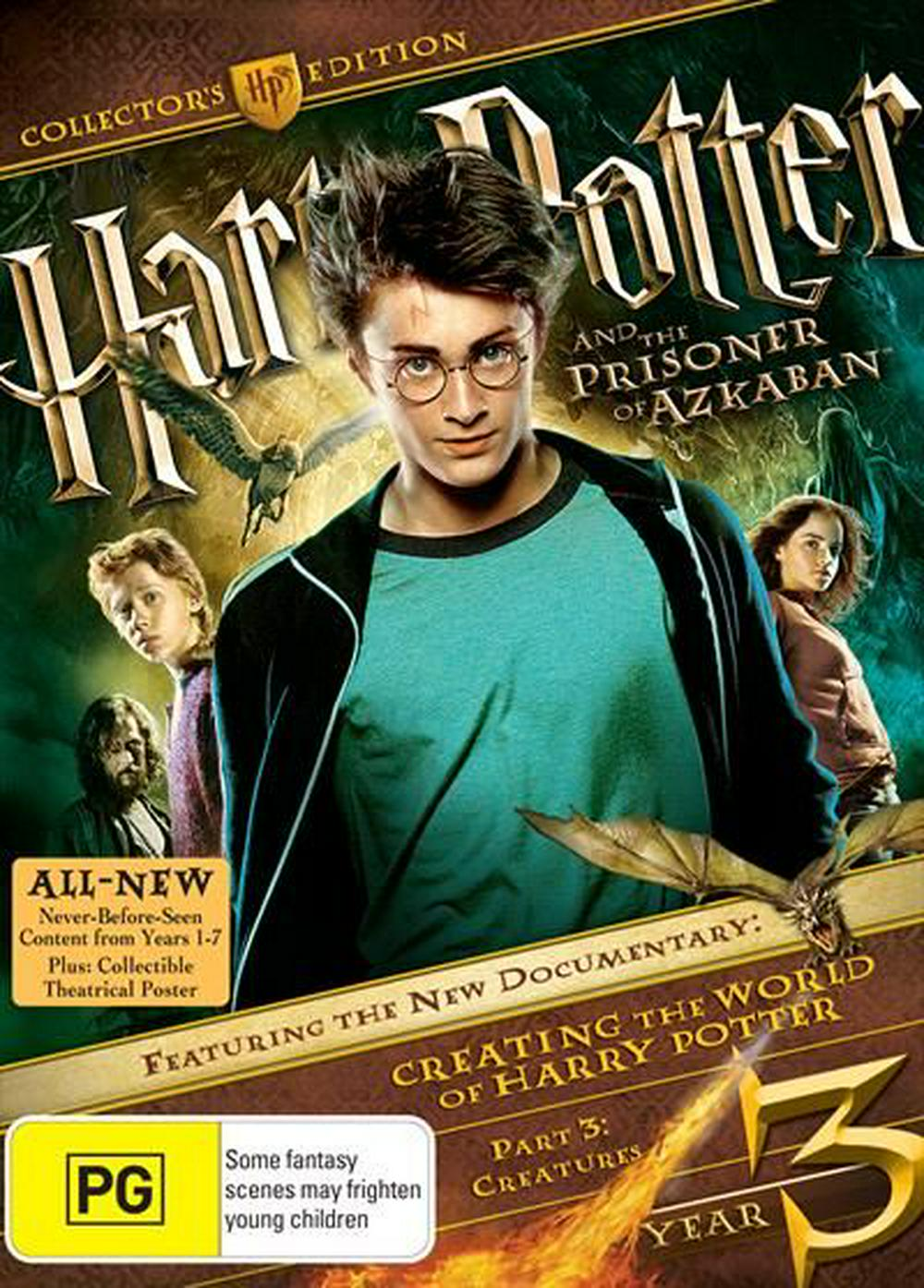 Harry Potter and the Prisoner of Azkaban (3 Disc Collector's Edition)