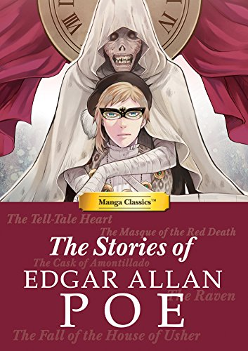 The Stories of Edgar Allen PoeManga Classics