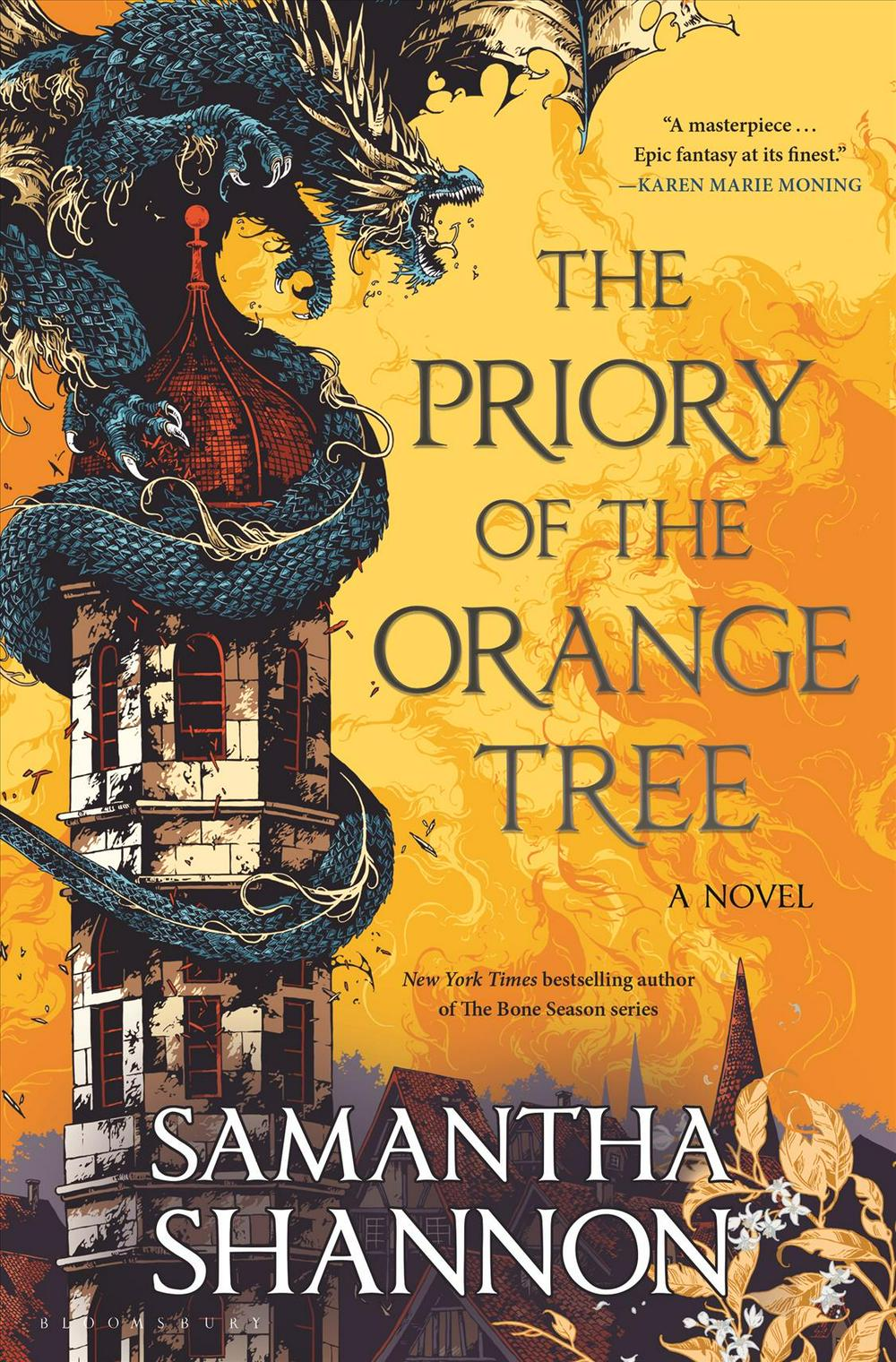 The Priory of the Orange Tree by Samantha Shannon, ISBN: 9781635570298