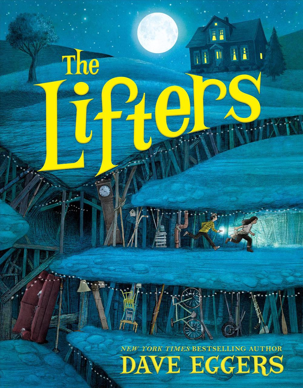 The Lifters by Dave Eggers, ISBN: 9781524764197