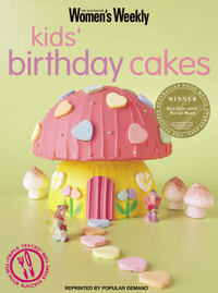 Kids' Birthday Cakes by Susan Tomnay, ISBN: 9781863965514