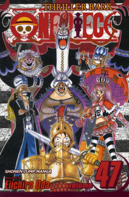 Cover Art for One Piece: v. 47, ISBN: 9781421534633