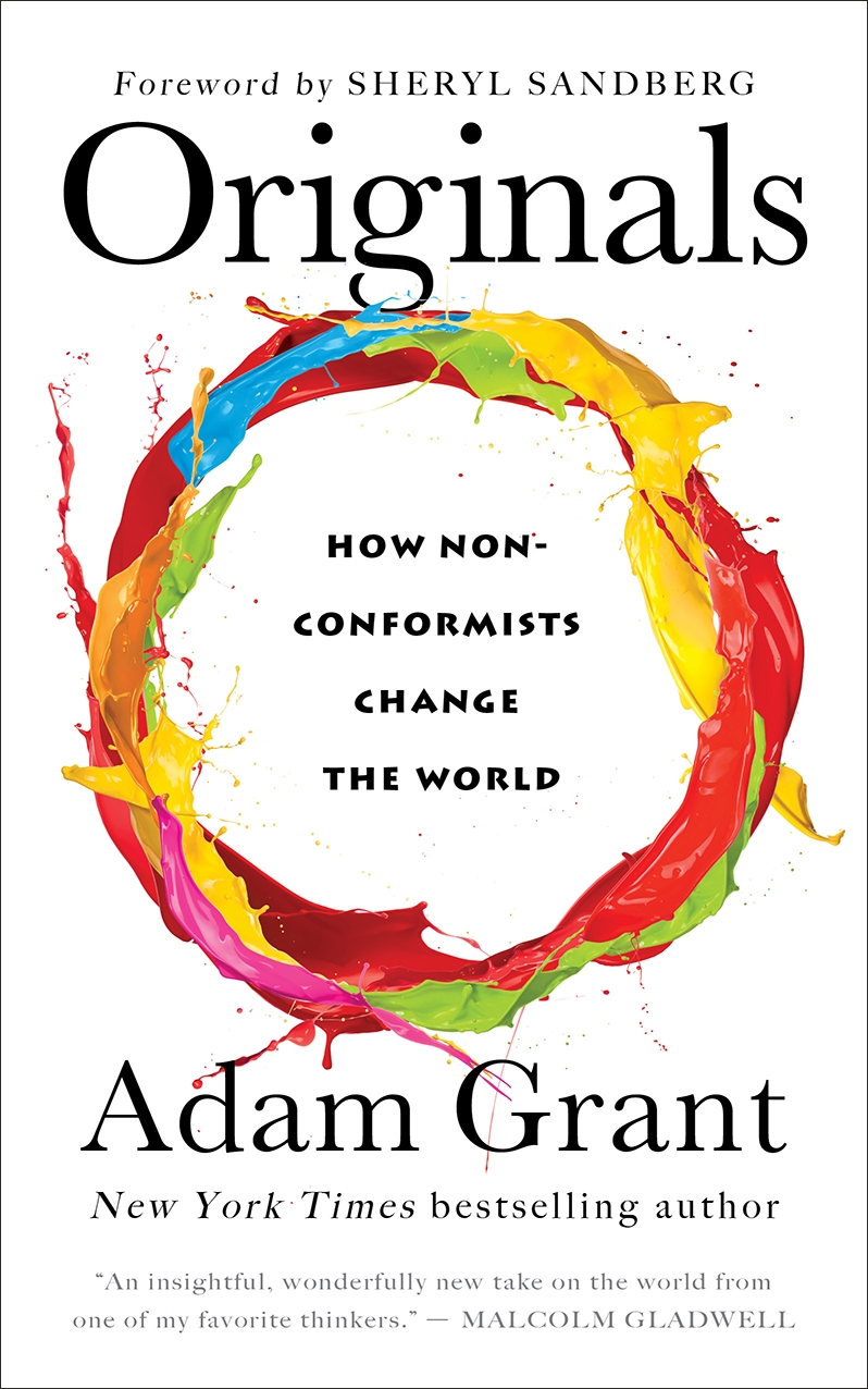 Originals by Adam Grant, ISBN: 9780753556986