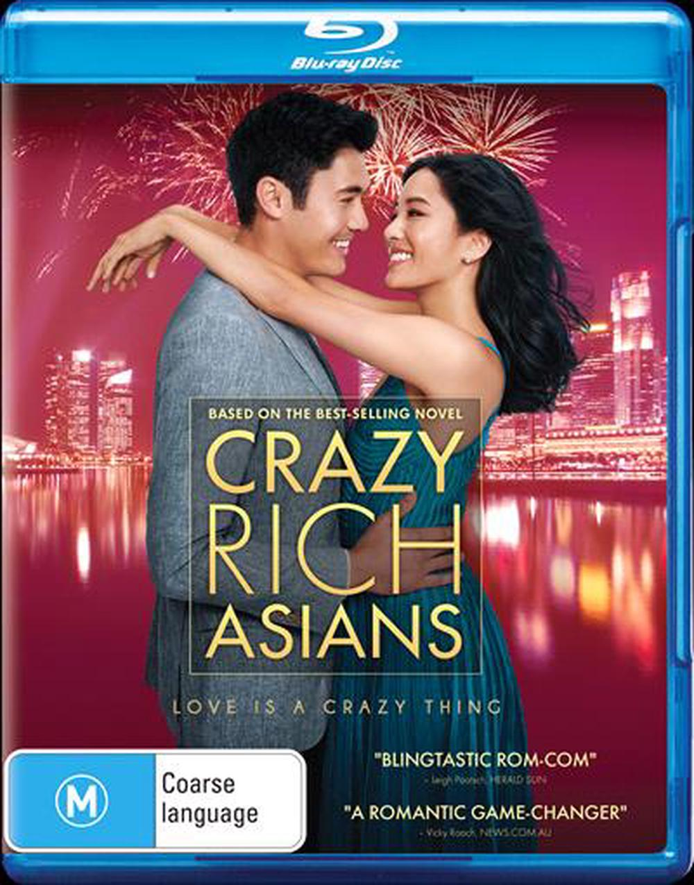 Crazy Rich Asians BD