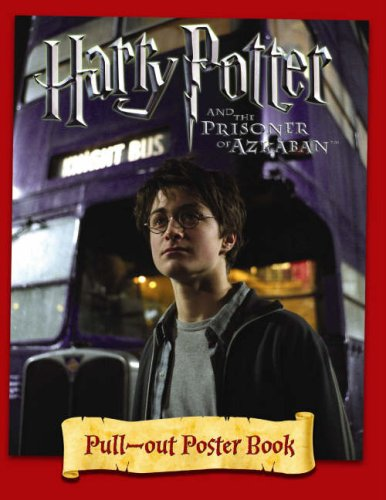 Harry Potter and the Prisoner of Azkaban: Pull-out Poster Book