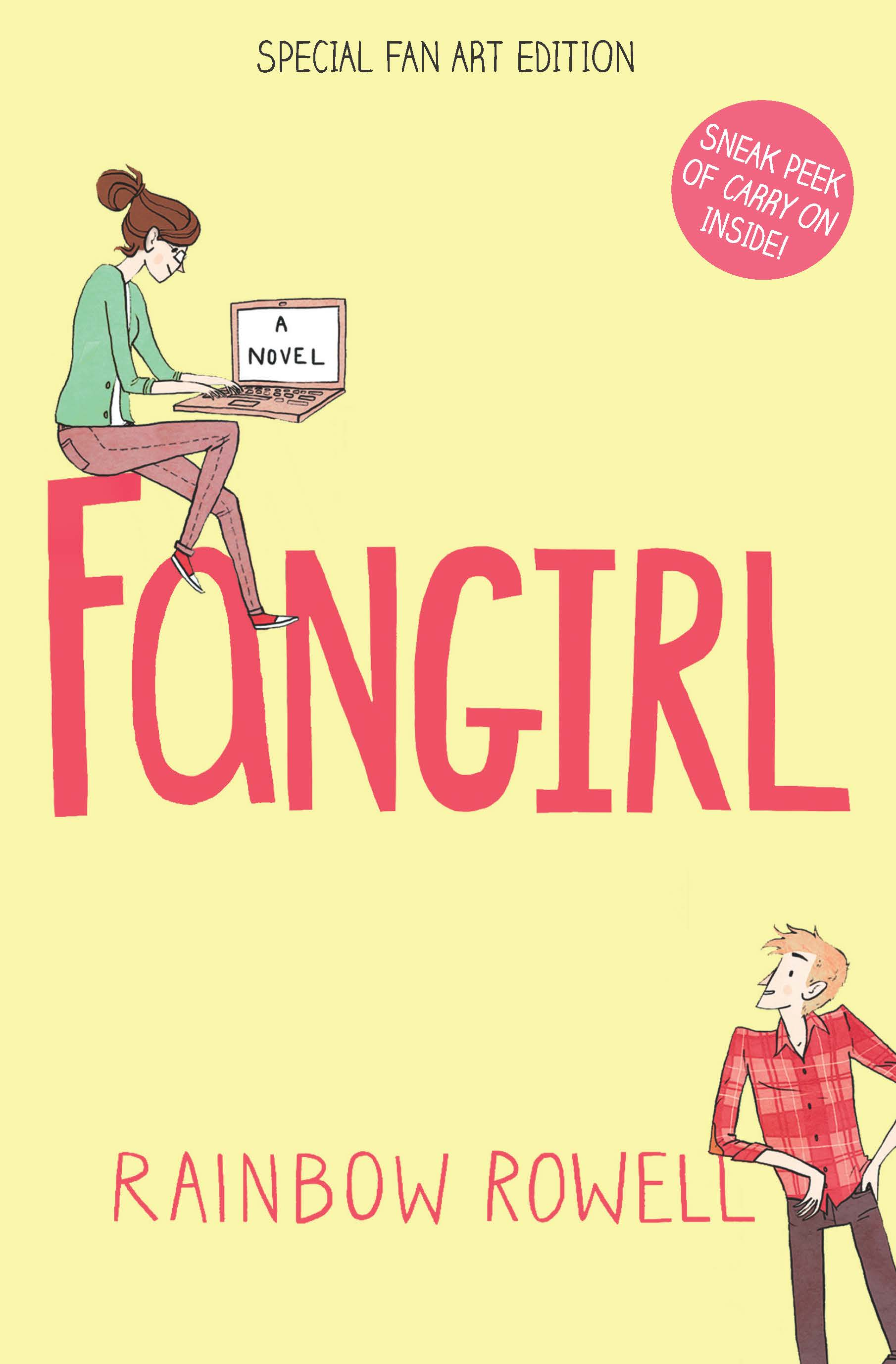 FangirlFan Art Edition
