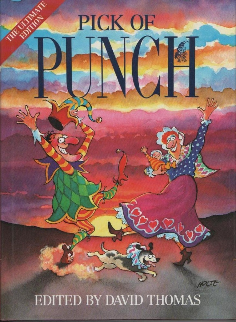 The Pick of Punch