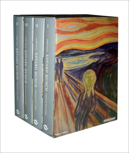 Edvard Munch Complete Paintings: v. 1-4 by Gerd Woll, ISBN: 9780500093450