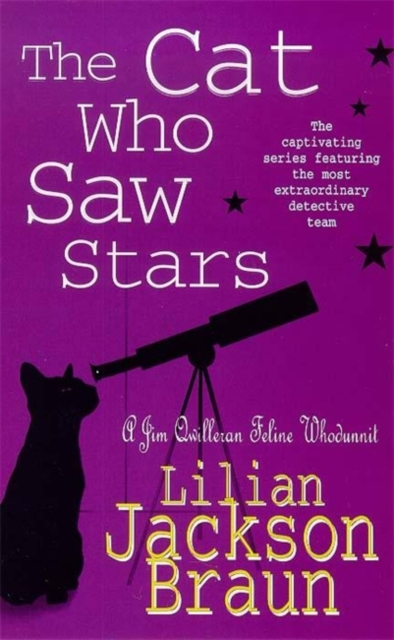 The Cat Who Saw Stars (The Cat Who  Mysteries, Book 21): A quirky feline mystery for cat lovers everywhere