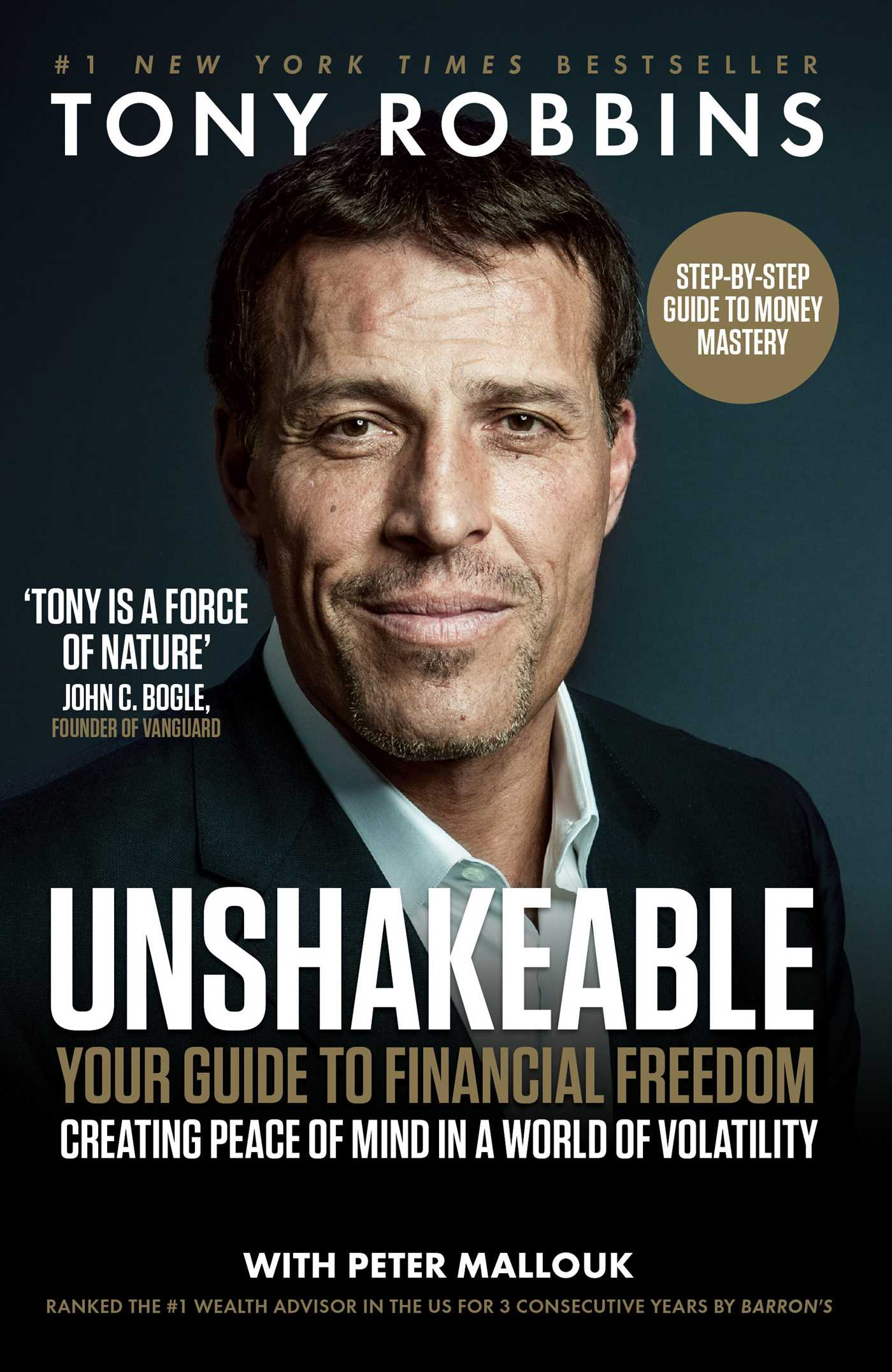 UnshakeableHow to Thrive in a New Era of Volatility by Tony Robbins, ISBN: 9781471164934