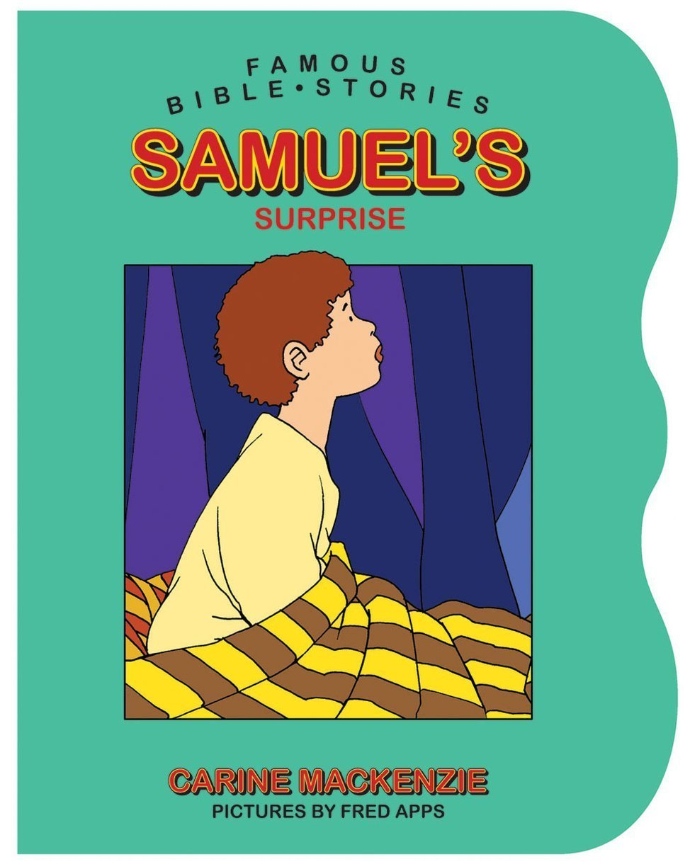 Samuel's Surprise by Carine Mackenzie, ISBN: 9781845500887