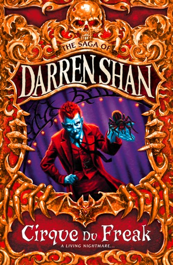 essay on cirque du freak Free essay: the book i read was called cirque du freak the saga of darren shan this is a quick and easy to read thriller for the whole family darren shan.