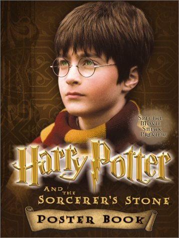 Harry Potter and the Sorcerer's Stone Movie Poster Book by J. K. Rowling, ISBN: 9780439286237