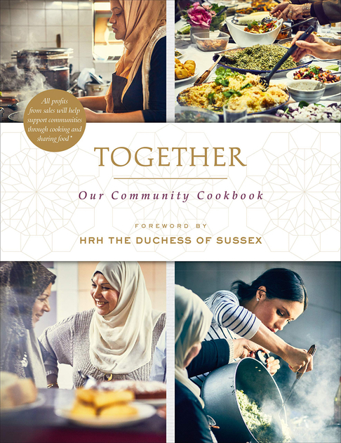 TOGETHER: Our Community Cookbook by The Hubb Community Kitchen, ISBN: 9781529102925