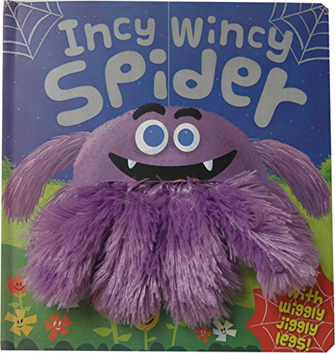 Wiggly Fingers: Incy Wincy Spider