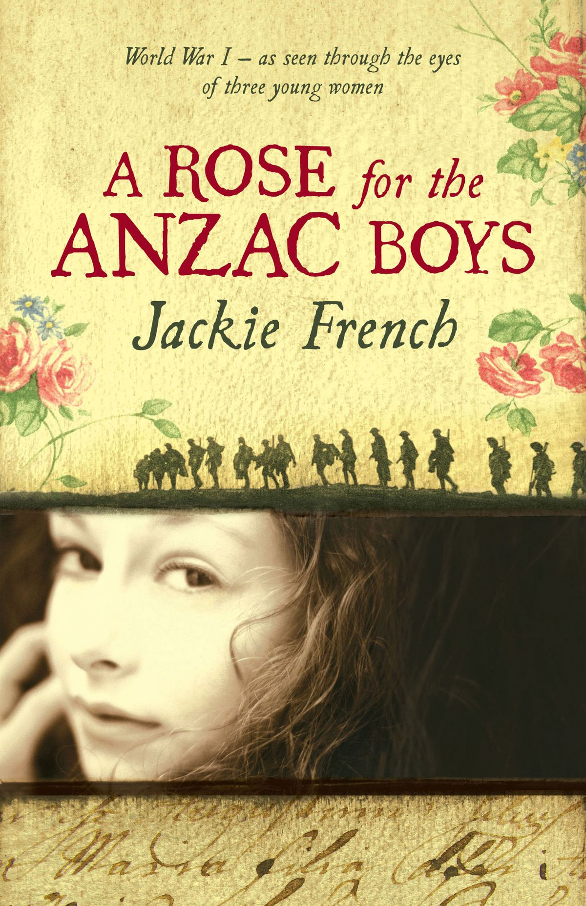 essay rose anzac boys A rose for the anzac boys a rose for the anzac boys by the australian author, jackie french, is set in 1915 during world war one it tells the story of the 'the war to end all wars' through the eyes of three young women.