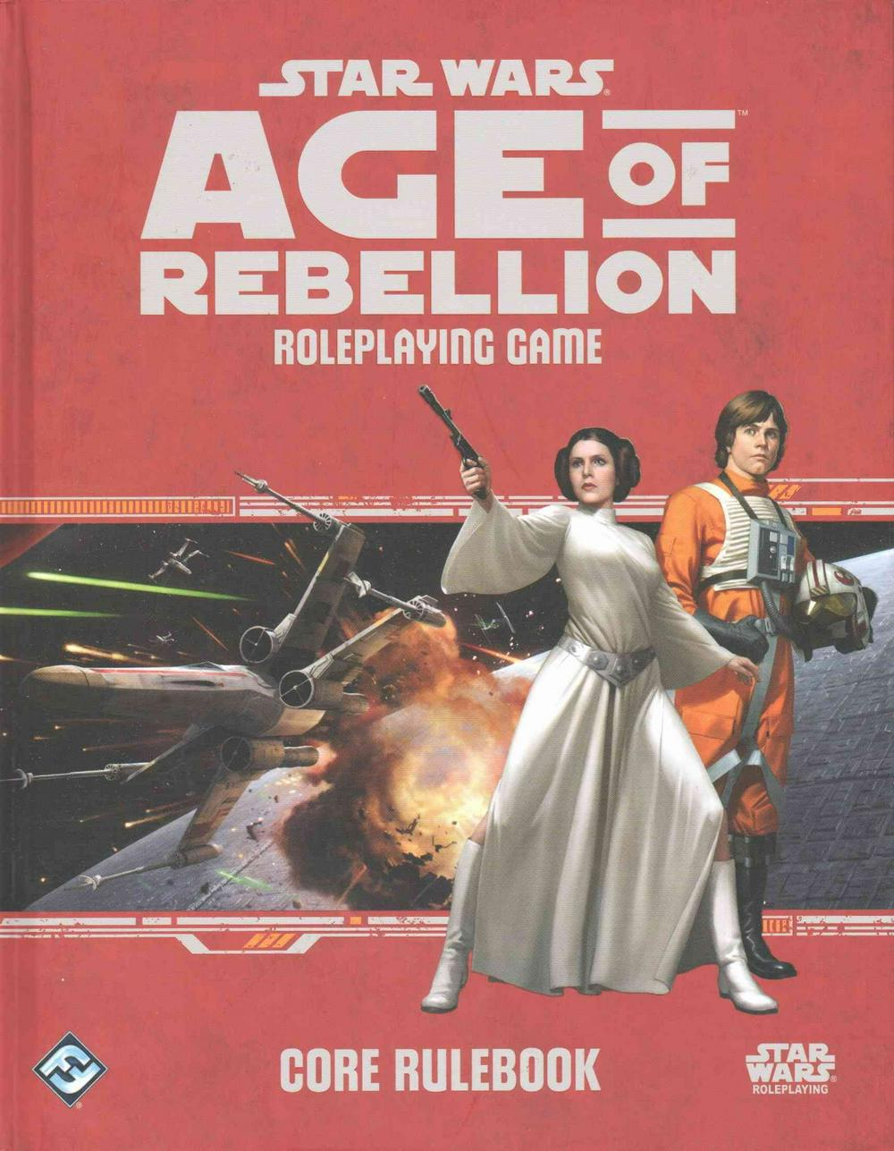 Star Wars: Age of Rebellion RPG Core Rulebook