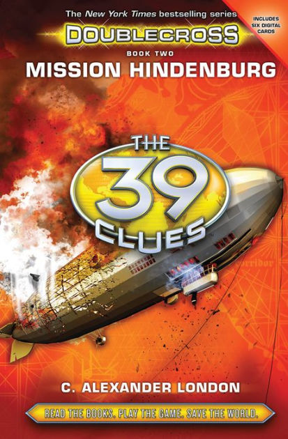 The 39 Clues: Doublecross, Book 2