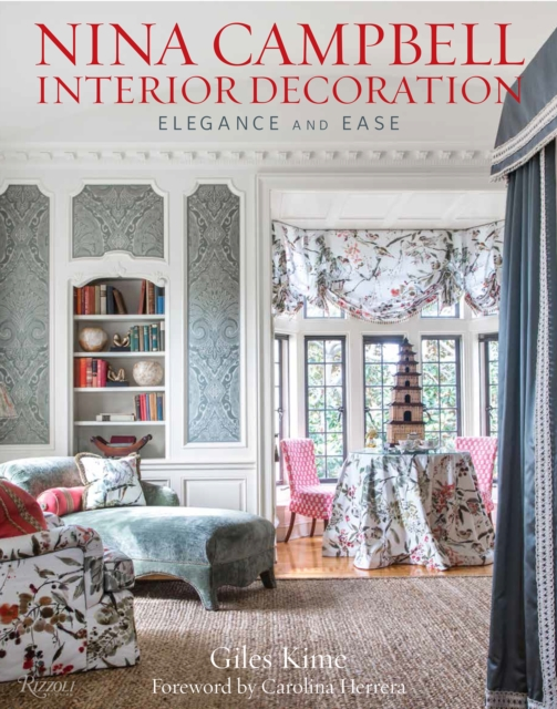 Nina Campbell Interior Decoration: Carefree Elegance