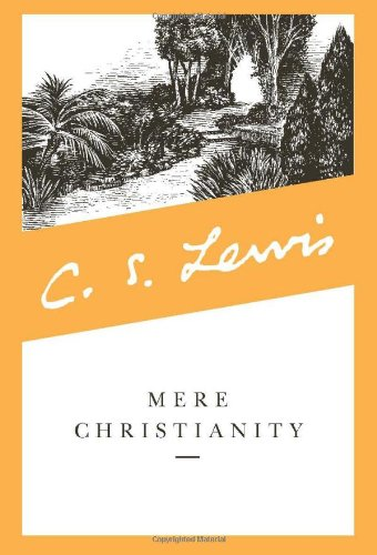 cs lewis mere christianity book 1 essay Mere christianity, book i i have just finished reading book one of mere christianitywhat a splendid jobdig, the big brain on mr lewis--would have loved to have known himanyhow, while reading this i was suddenly almost blown off my seat--it was this idea that kept unfolding & unfolding and wham, crystal clear insight.