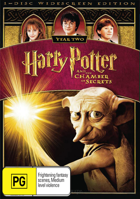 Harry Potter and the Chamber of Secrets Widescreen Edition